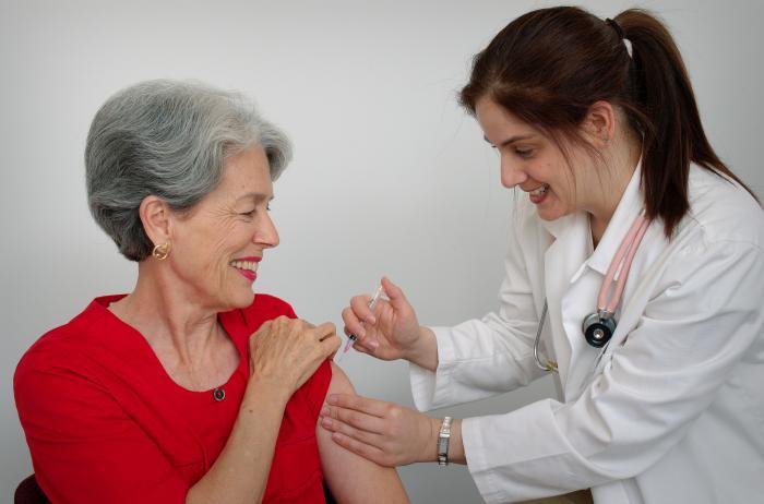 Flu vaccine CDC