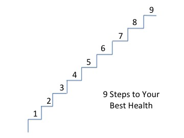 9 steps to your best health